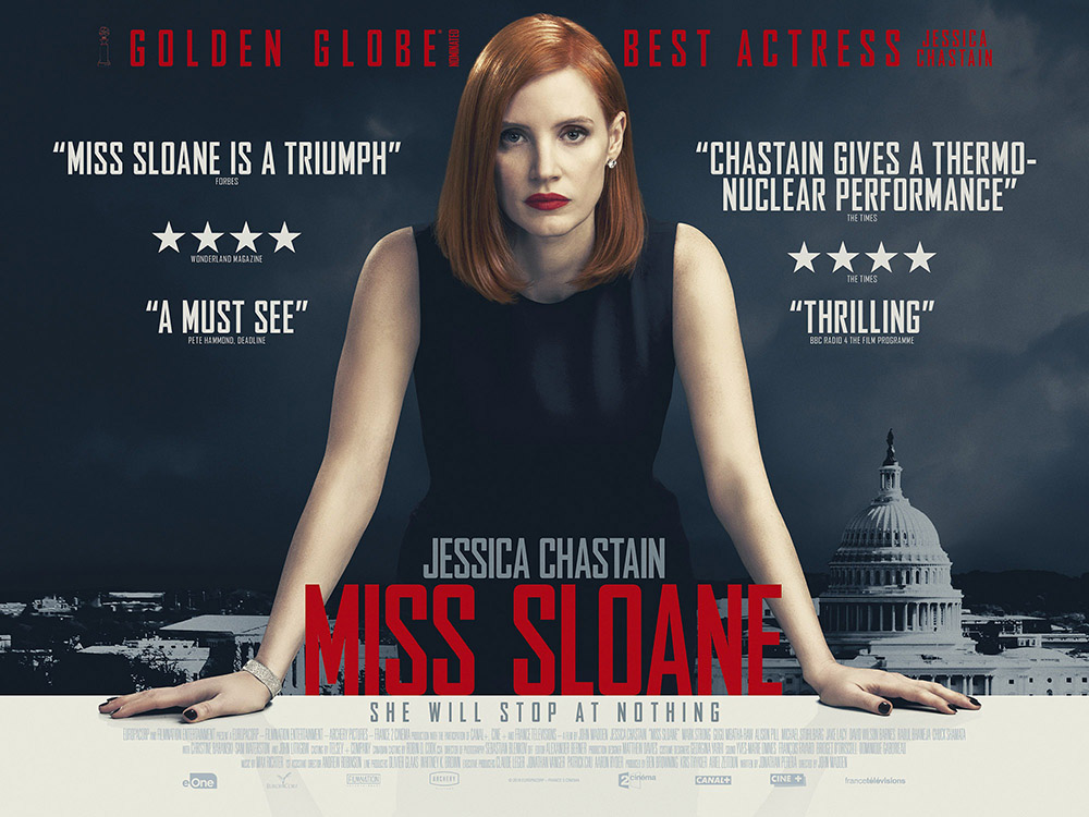 Miss Sloane (2016, dir. JohnMadden)