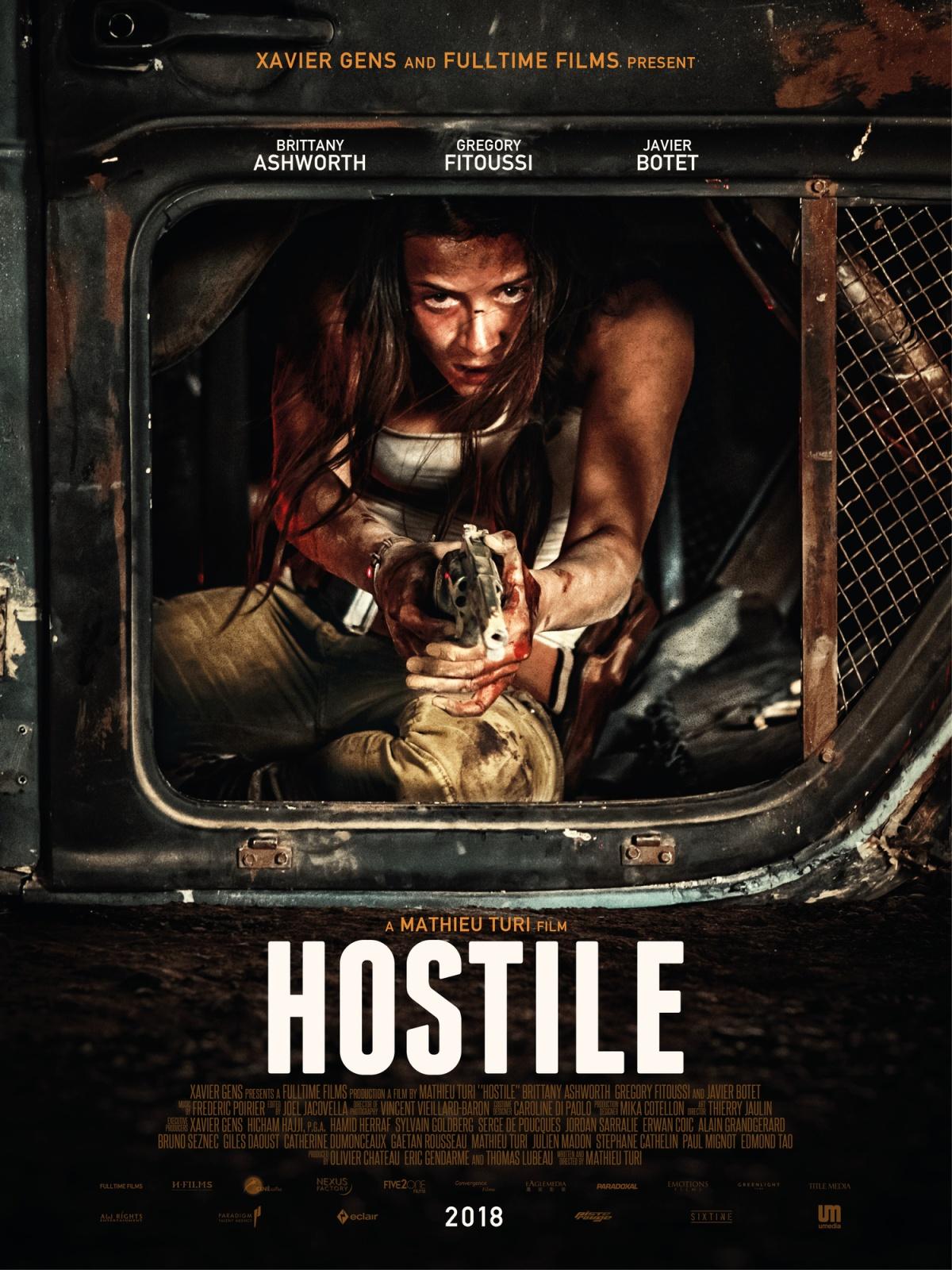 Hostile (2018, dir. MathieuTuri)