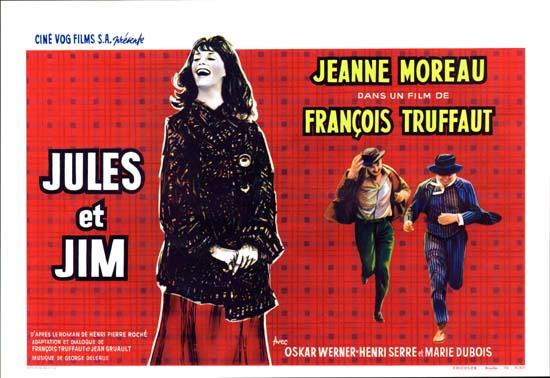 Jules et Jim (1962, dir. FrancoisTruffaut)