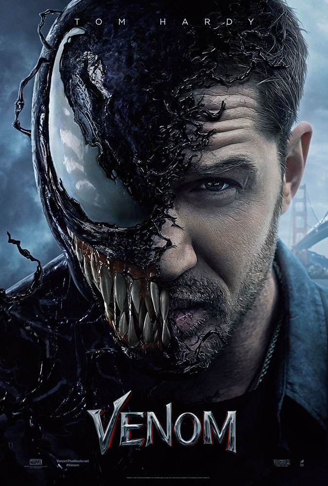 Venom Cinema Poster