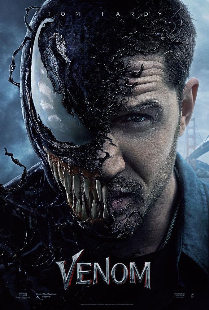 Venom (2018, Dir. RubenFleischer)