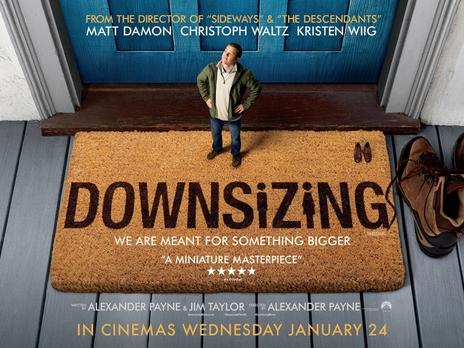 Downsizing (2017, dir. AlexanderPayne)