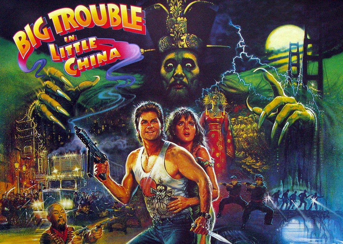 Big Trouble in Little China (1986, Dir. JohnCarpenter)
