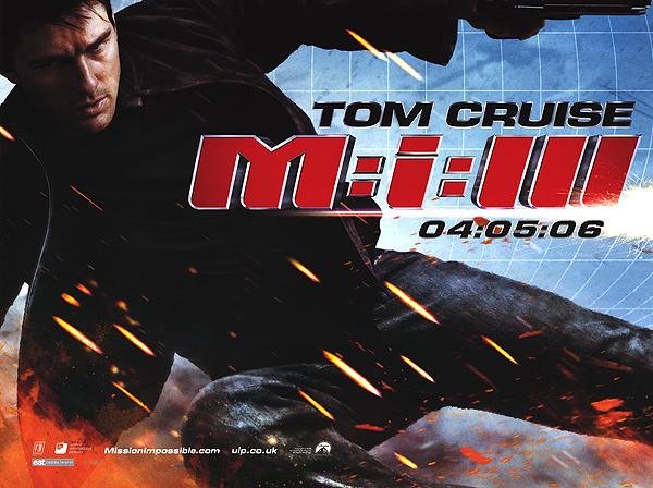 Mission: Impossible III [AKA M: i: III] (2006, dir. J. J.Abrams)