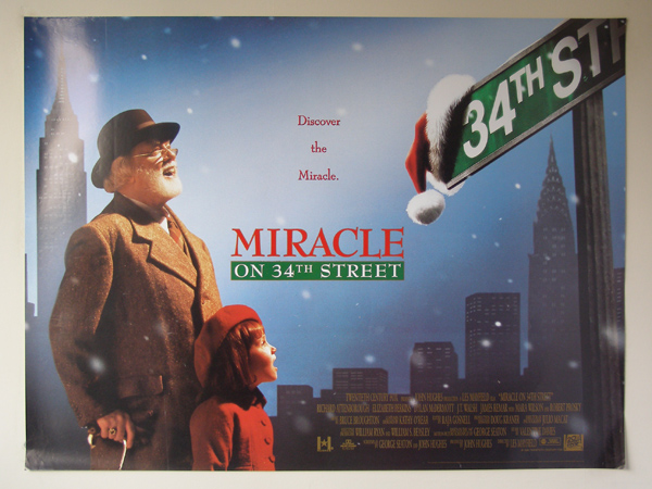 Miracle on 34th Street (1994, dir. Les Mayfield)