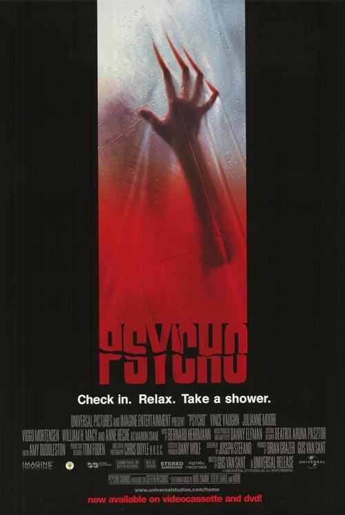 Psycho (1998, dir. Gus VanSant)