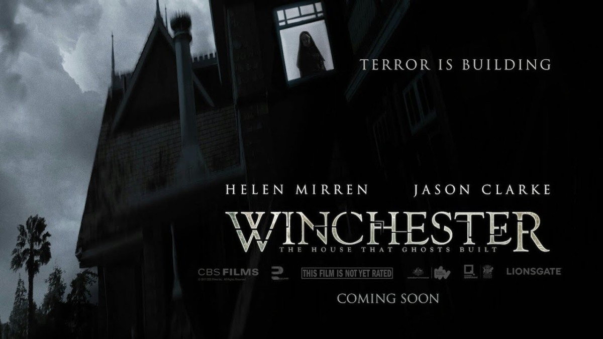 Winchester (2018, dir. The Spierig Brothers)