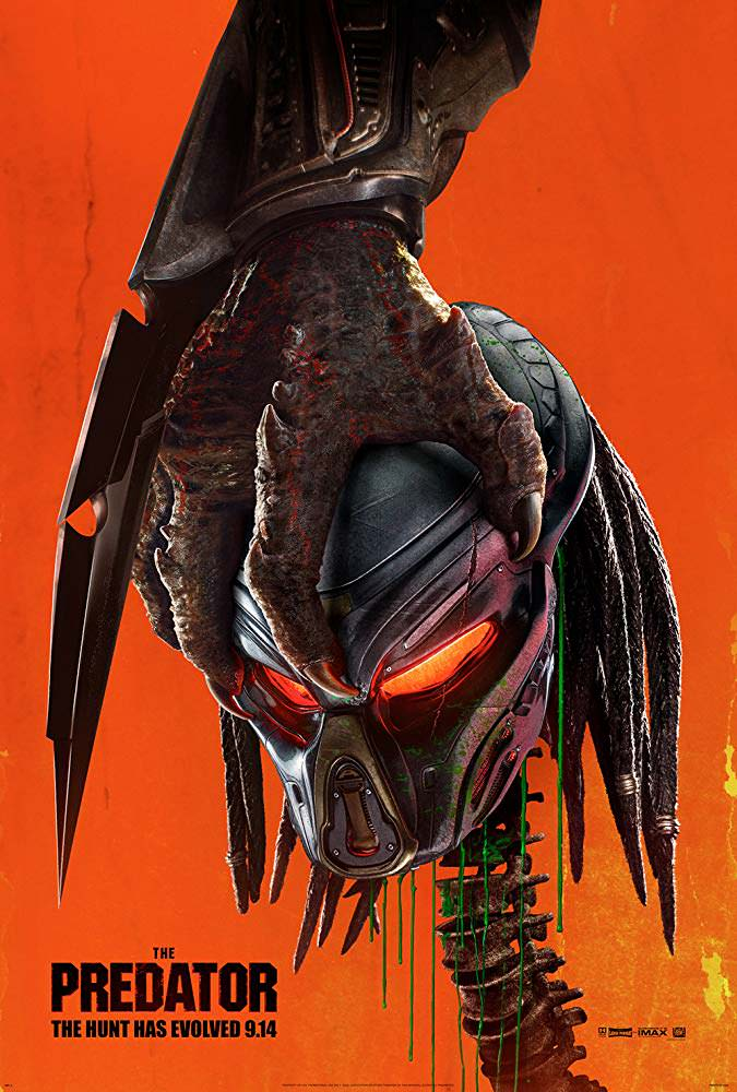 The Predator (2018, Dir. ShaneBlack)