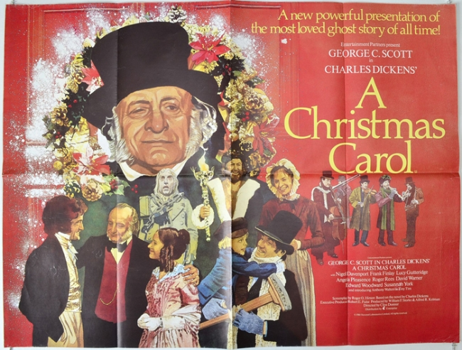 A Christmas Carol (1984, dir. CliveDonner)