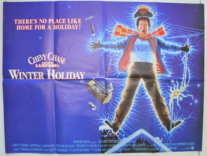 National Lampoon's Christmas Vacation [AKA National Lampoon's Winter Holiday] (1989, dir. Jeremiah Chechik)