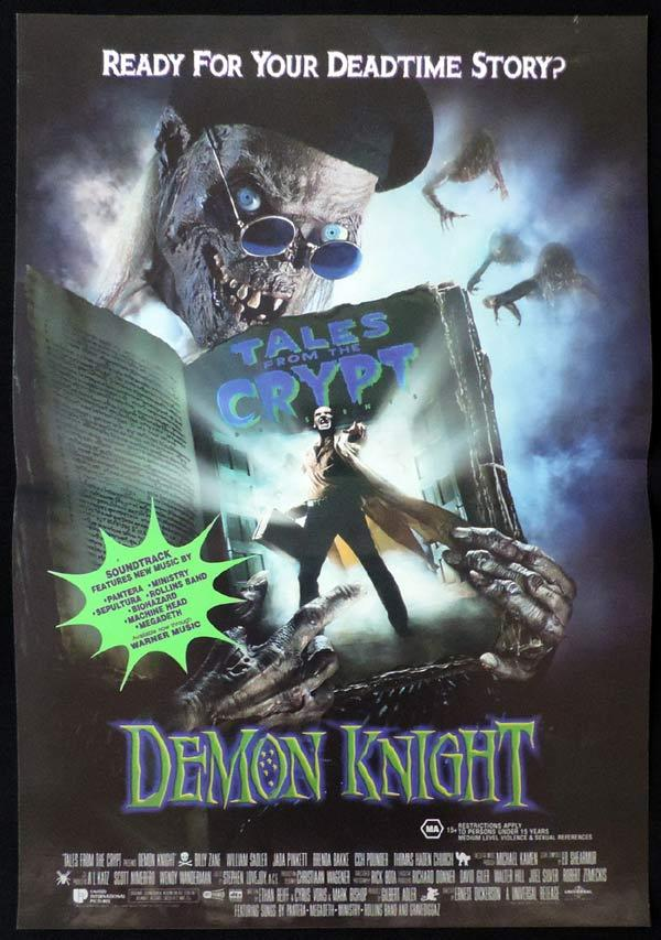 Demon Knight [AKA Tales From The Crypt: Demon Knight] (1995, dir. Ernest Dickerson)