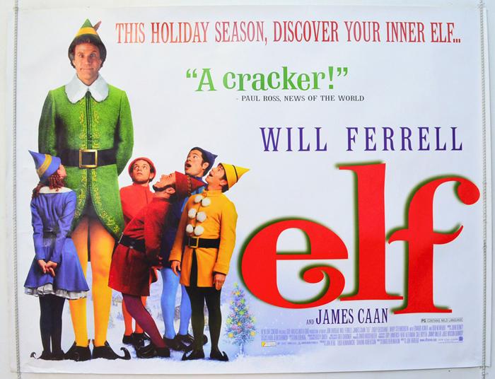 Elf (2003, dir. JonFavreau)
