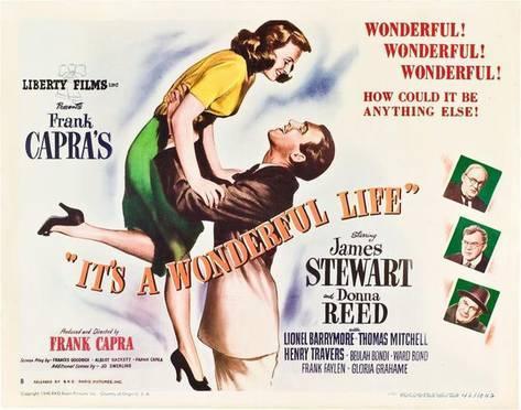 It's A Wonderful Life (1946, dir. FrankCapra)