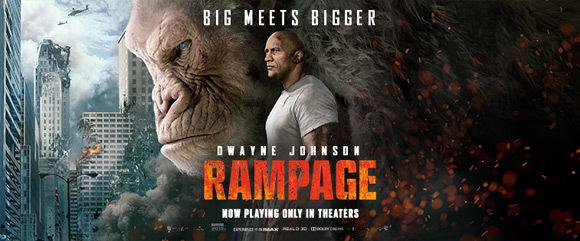 Rampage (2018, dir. BradPeyton)