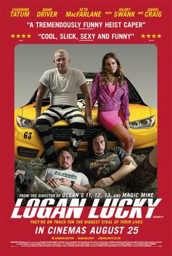 Logan Lucky (2017, dir. StevenSoderbergh)
