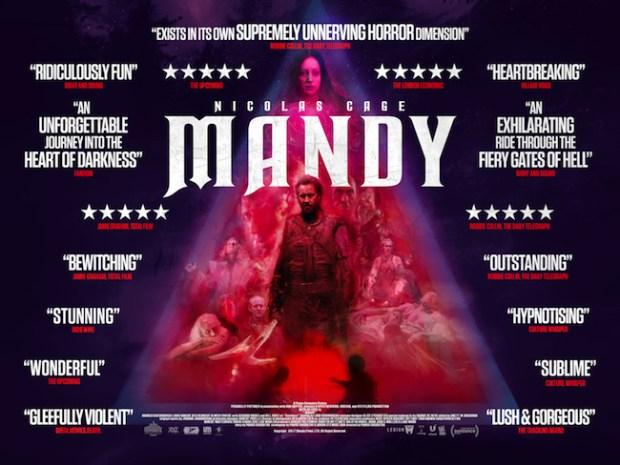 Mandy (2018, dir. PanosCosmatos)