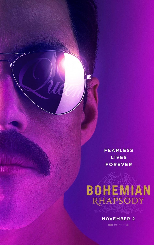 Bohemian Rhapsody (2018, Dir. BryanSinger)