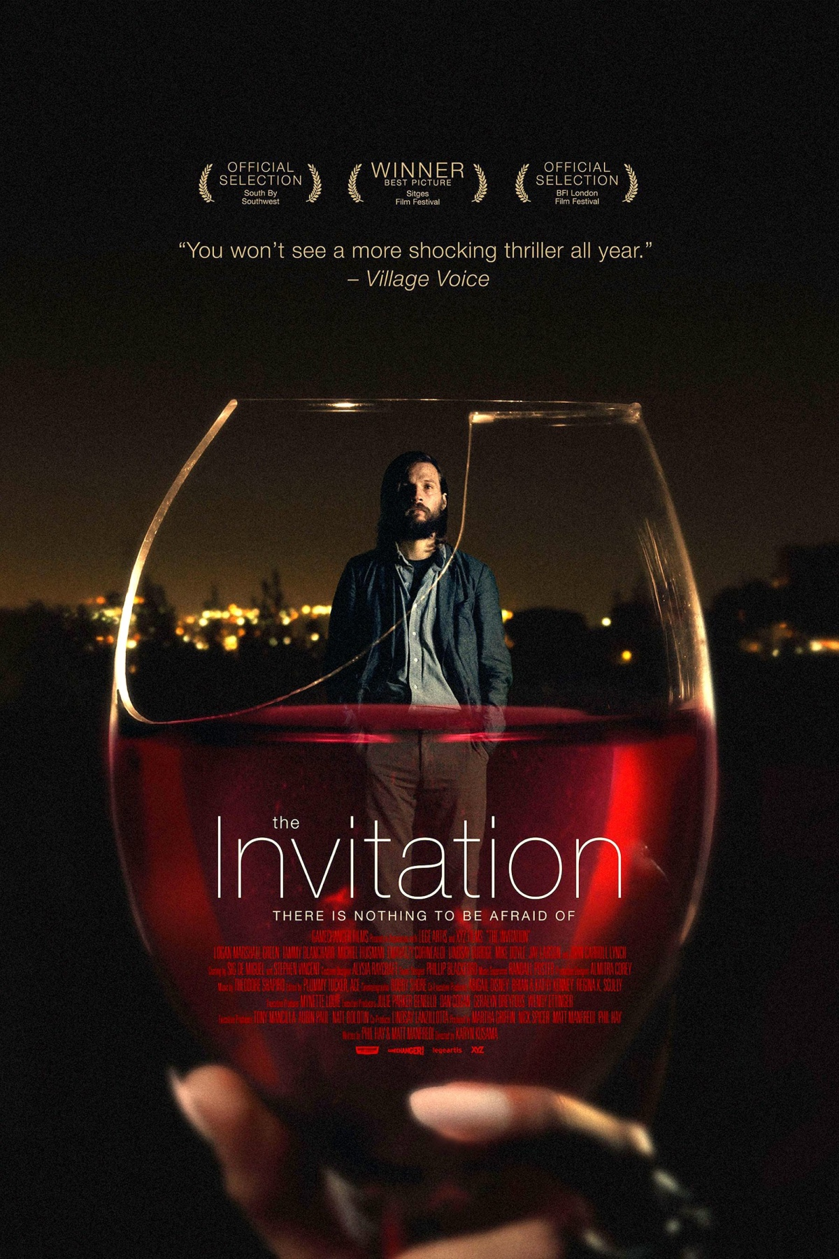 The Invitation (2018, Dir. KarynKusama)
