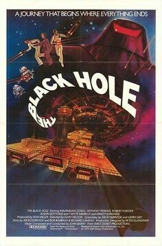 The Black Hole (1979, Dir. Gary Nelson)