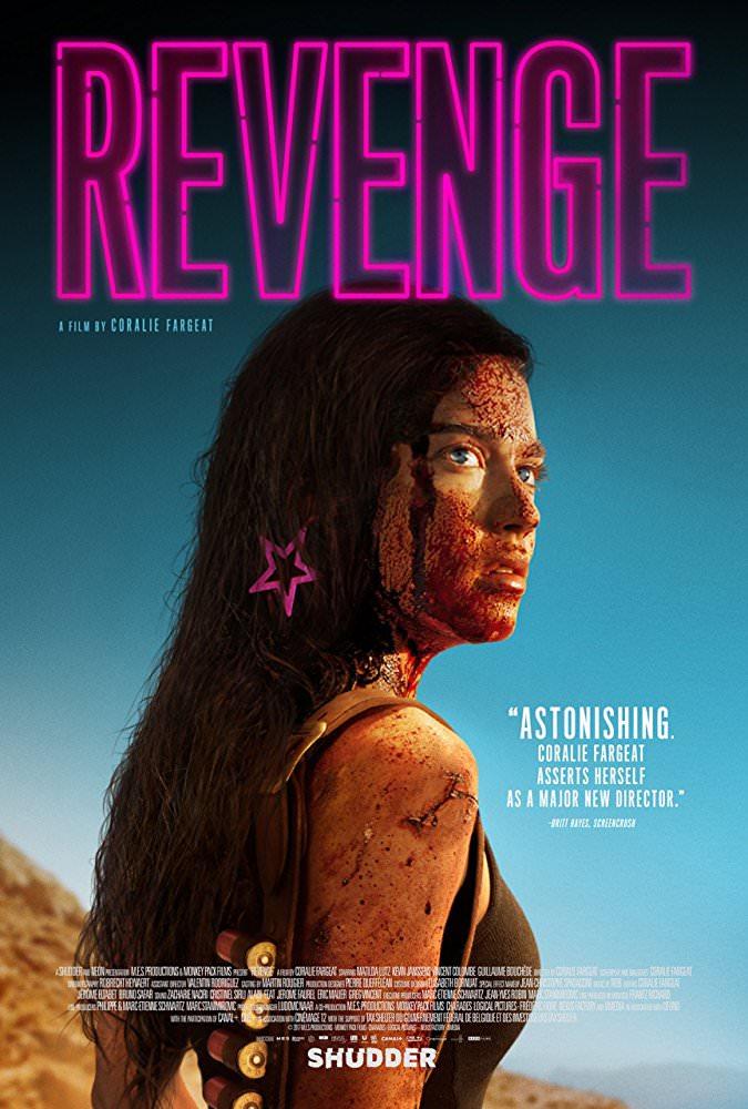 Revenge (2018, Dir. CoralieFargeat)