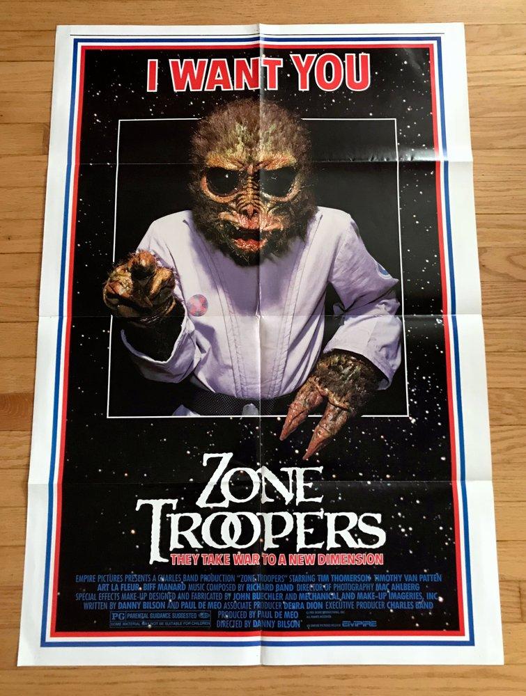 Zone Troopers (1985, dir. DannyBilson)