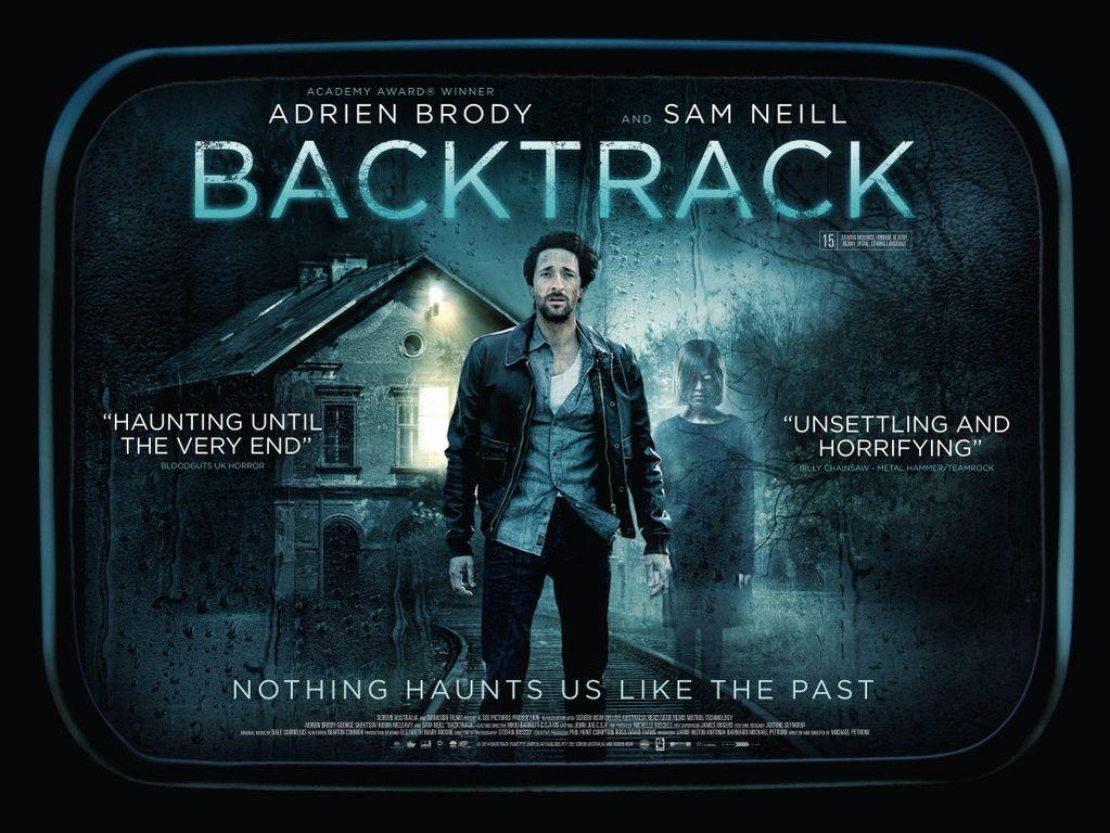 Backtrack (2015, dir. MichaelPetroni)