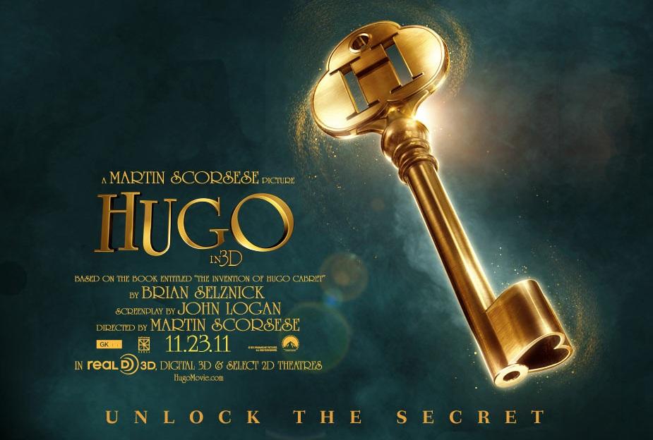 Hugo (2011, dir. MartinScorsese)