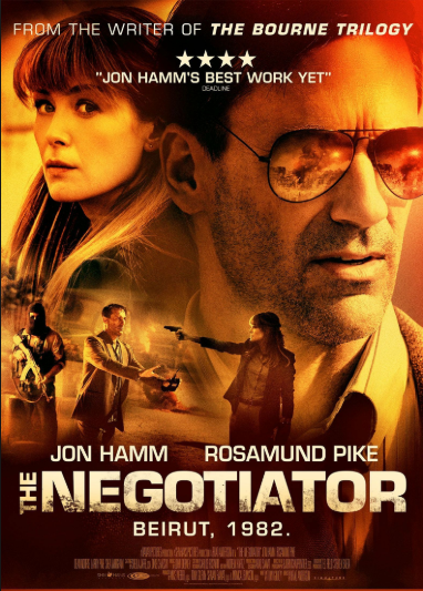 The Negotiator [AKA Beirut] (2018, dir. Brad Anderson)