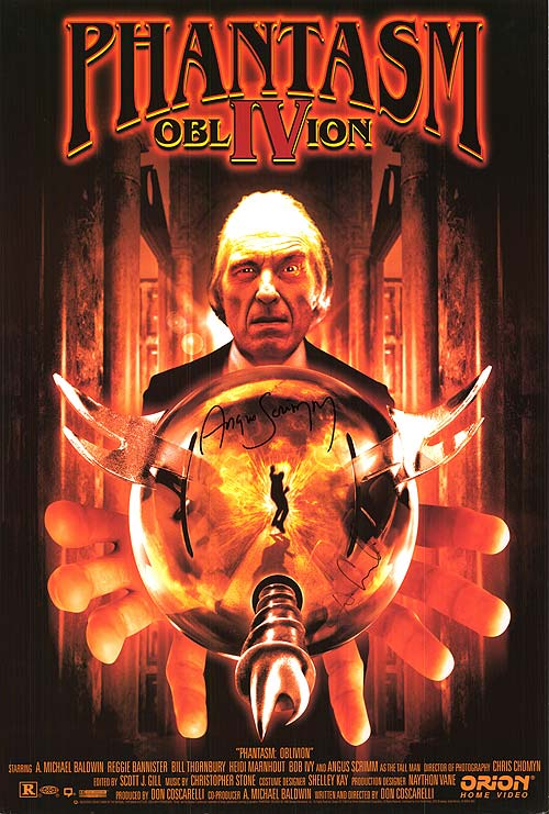Phantasm IV: Oblivion (1998, dir. Don Coscarelli)