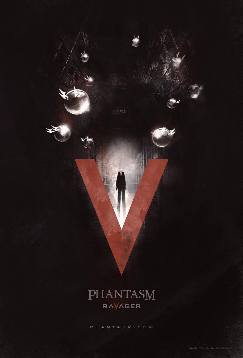 Phantasm V: Ravager (2016, dir. DavidHartman)