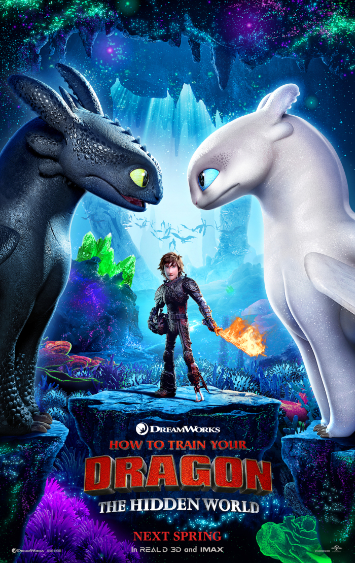 How to Train Your Dragon: The Hidden World (2019, Dir. Dean DeBlois)