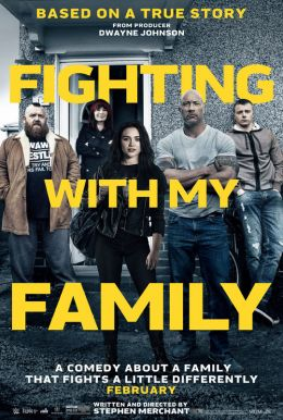 Fighting With My Family (2019, Dir. Stephen Merchant)