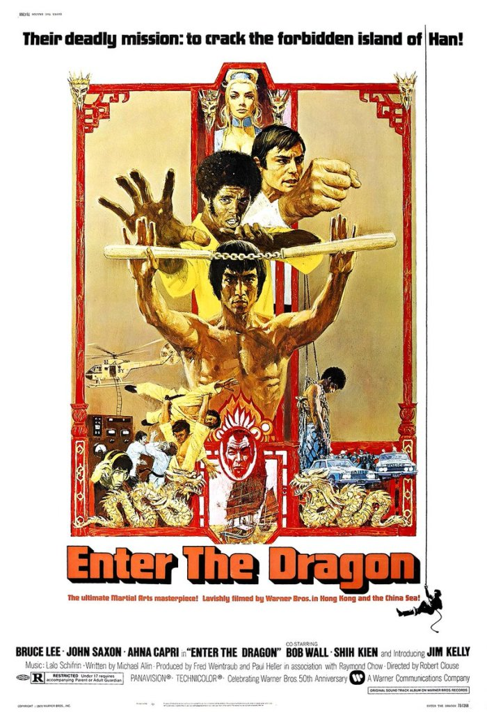 Enter the Dragon (1973, Dir. Robert Clouse)