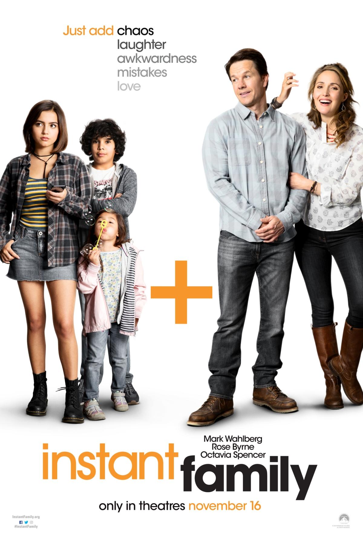 Instant Family (2019, Dir. SeanAnders)