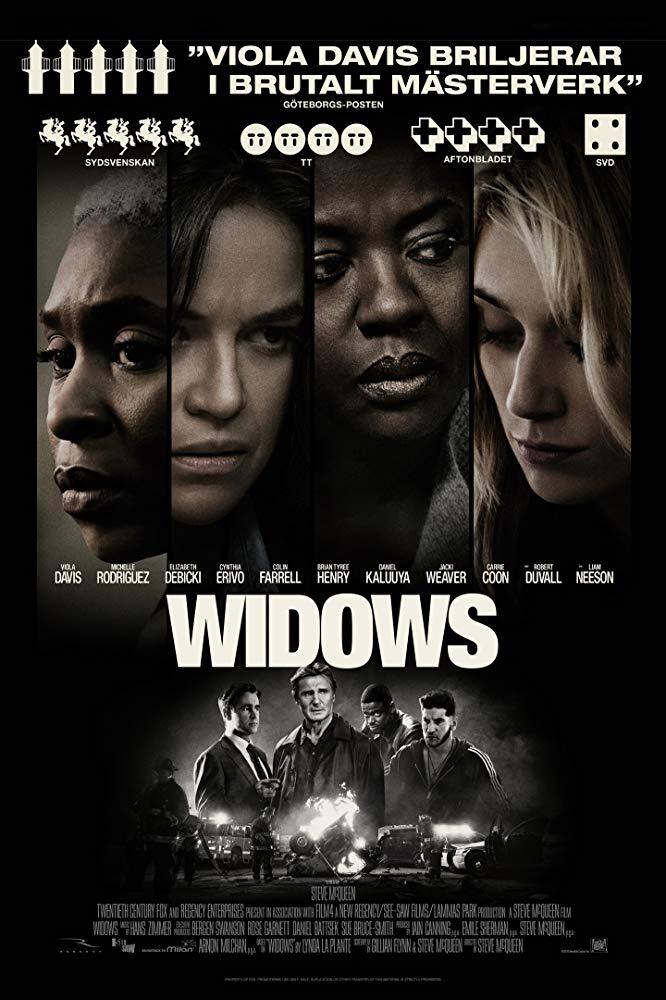 Widows (2018, dir. SteveMcQueen)