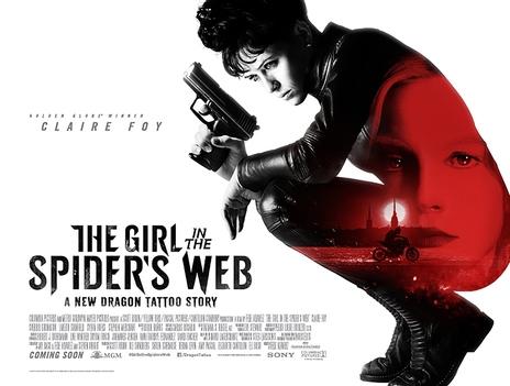 The Girl in the Spider's Web (2018, dir. FedeAlvarez)