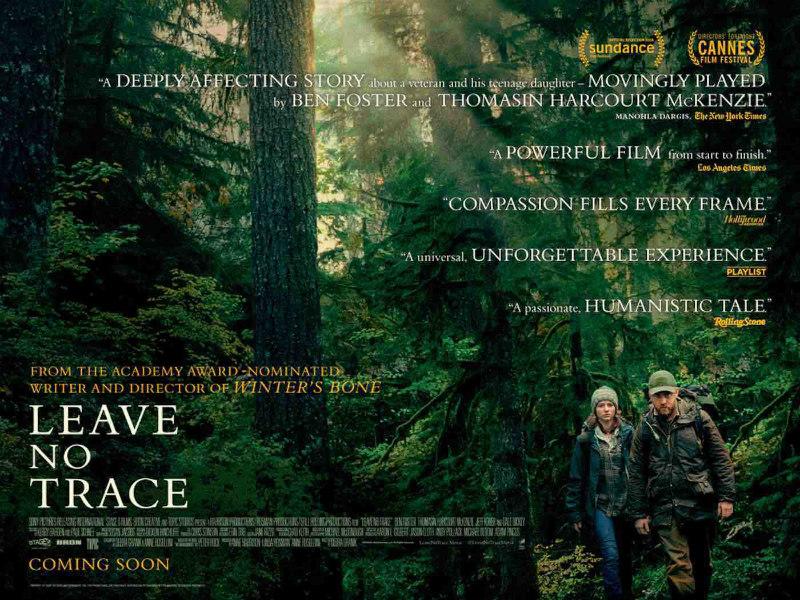 Leave No Trace (2018, dir. DebraGranik)