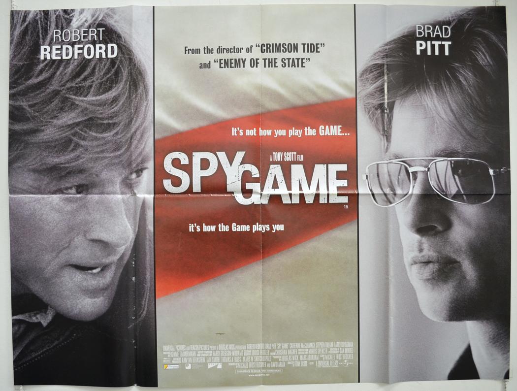 Spy Game (2001, dir. TonyScott)