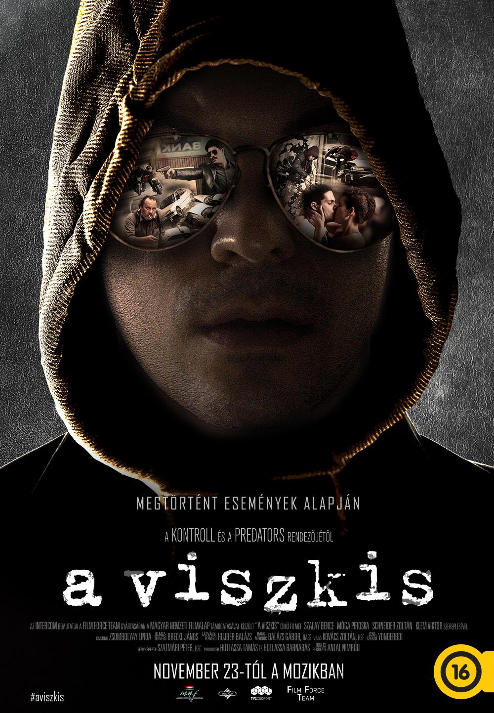 The Whiskey Bandit [AKA A Viszkis] (2017, dir. NimrodAntal)