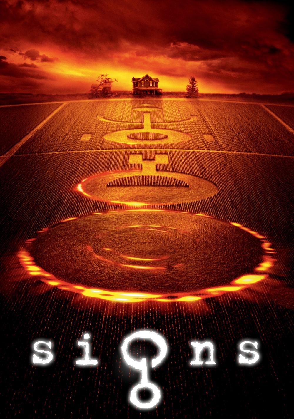 Signs (2002, Dir. M. NightShyamalan)