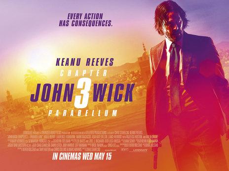 John Wick: Chapter 3 – Parabellum (2019, dir. ChadStahelski)
