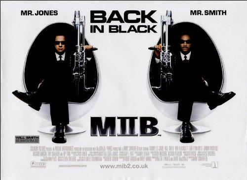 Men in Black II [AKA MIIB] (2002, dir. Barry Sonnenfeld)