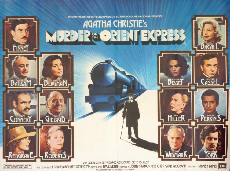 Murder on the Orient Express (1974, dir. SidneyLumet)