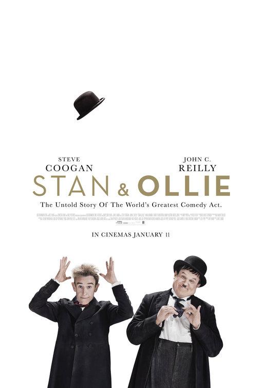 Stan & Ollie (2018, dir. Jon SBaird)