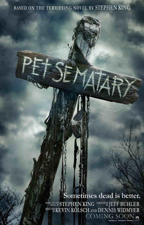 Pet Semetery (2019, Dir. Kevin Kölsch, DennisWidmyer)