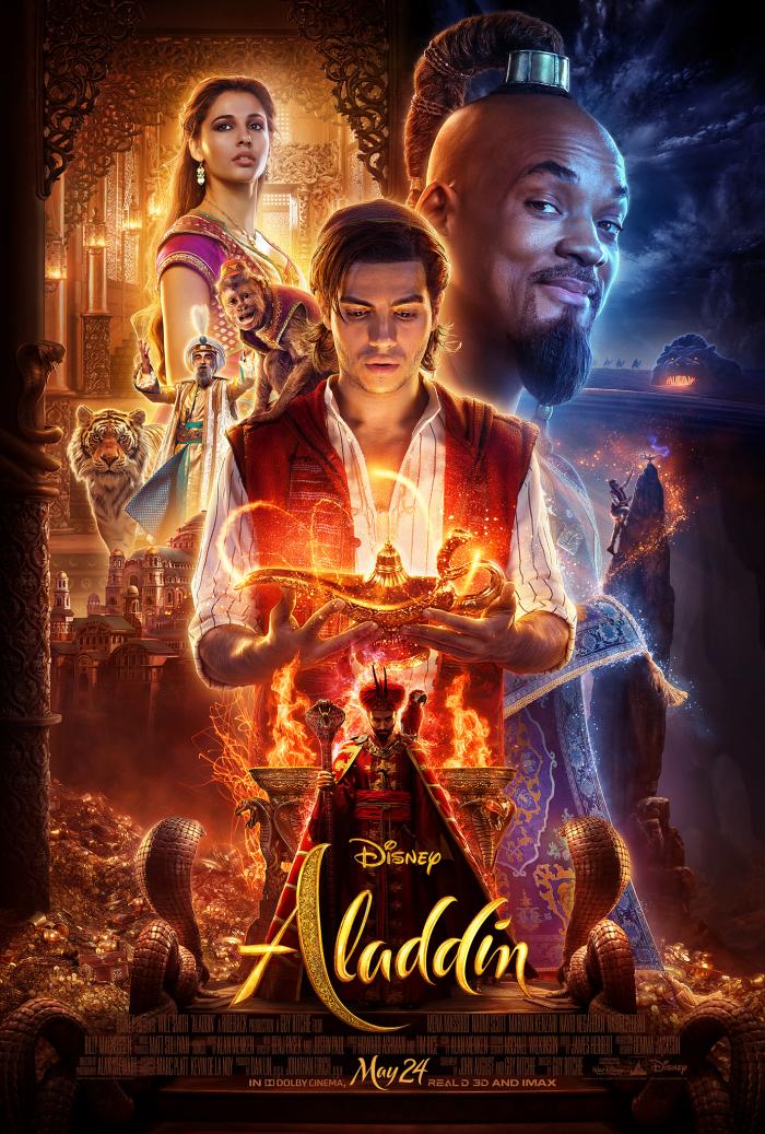 Aladdin (2019, Dir. GuyRitchie)