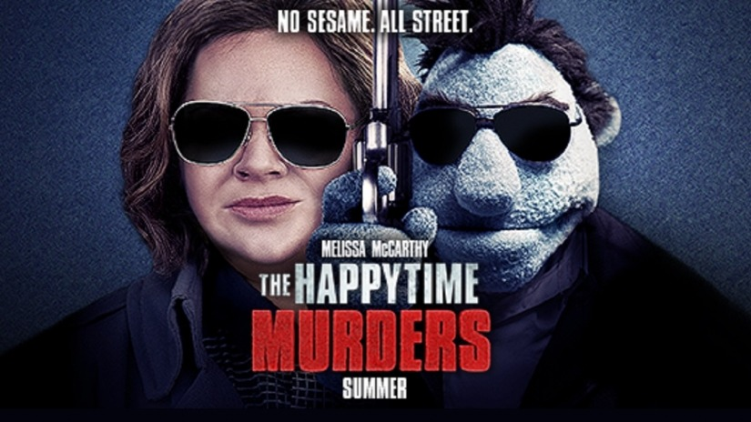 The Happytime Murders (2018, dir. Brian Henson)