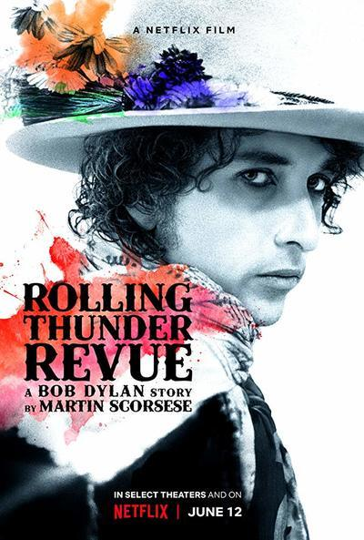 Rolling Thunder Revue: A Bob Dylan Story by Martin Scorsese (2019, dir. Martin Scorsese)