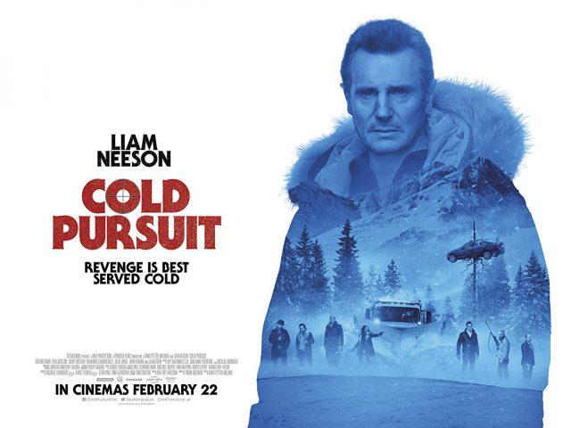 Cold Pursuit (2019, dir. Hans PetterMoland)