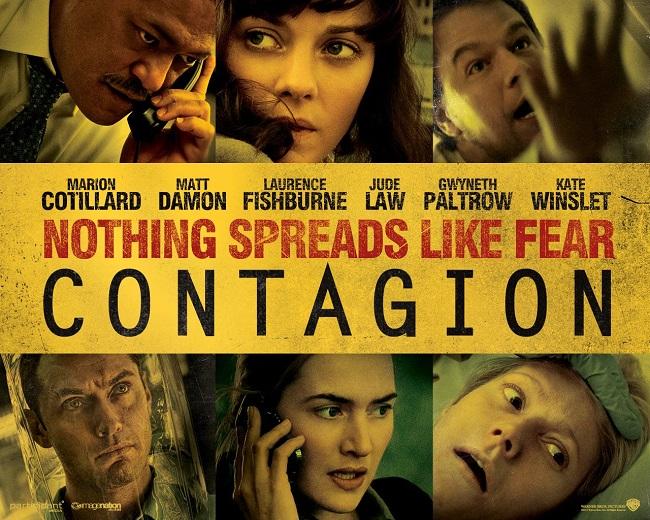 Contagion (2011, dir. StevenSoderbergh)